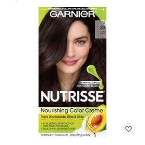 Garnier Nutrisse Black Tea 20 Hair color NIB